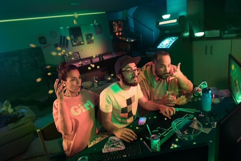 Philips Hue Lights Sync Movies Music Video Games Videogames Razer