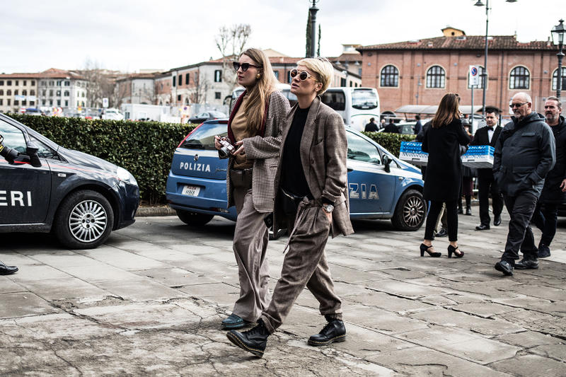 Pitti Uomo 2018 Biggest Trends Fashion Week Menswear Italy Street Style