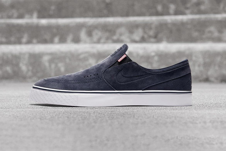 Poler x Nike SB Janoski Slip-On Release