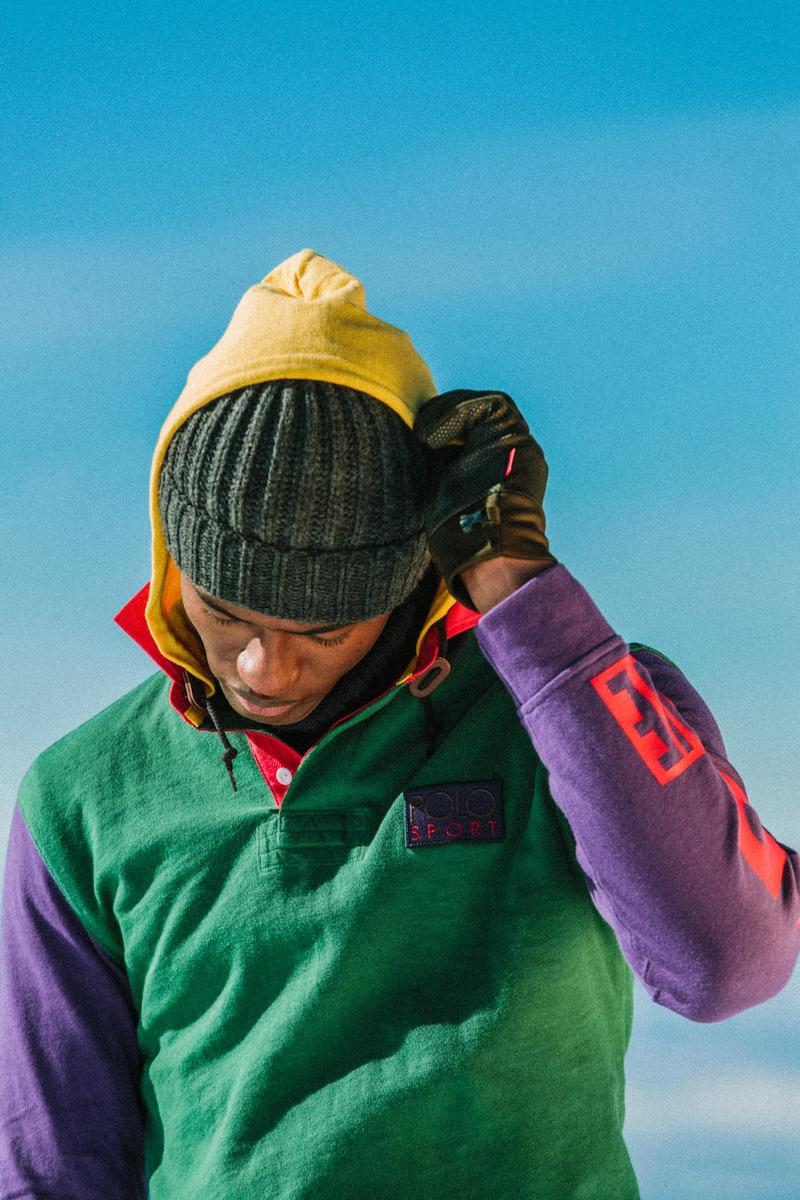 Polo Ralph Lauren Snow Beach Fashion Clothing Outerwear Release Date Info Drops January 25 February 1
