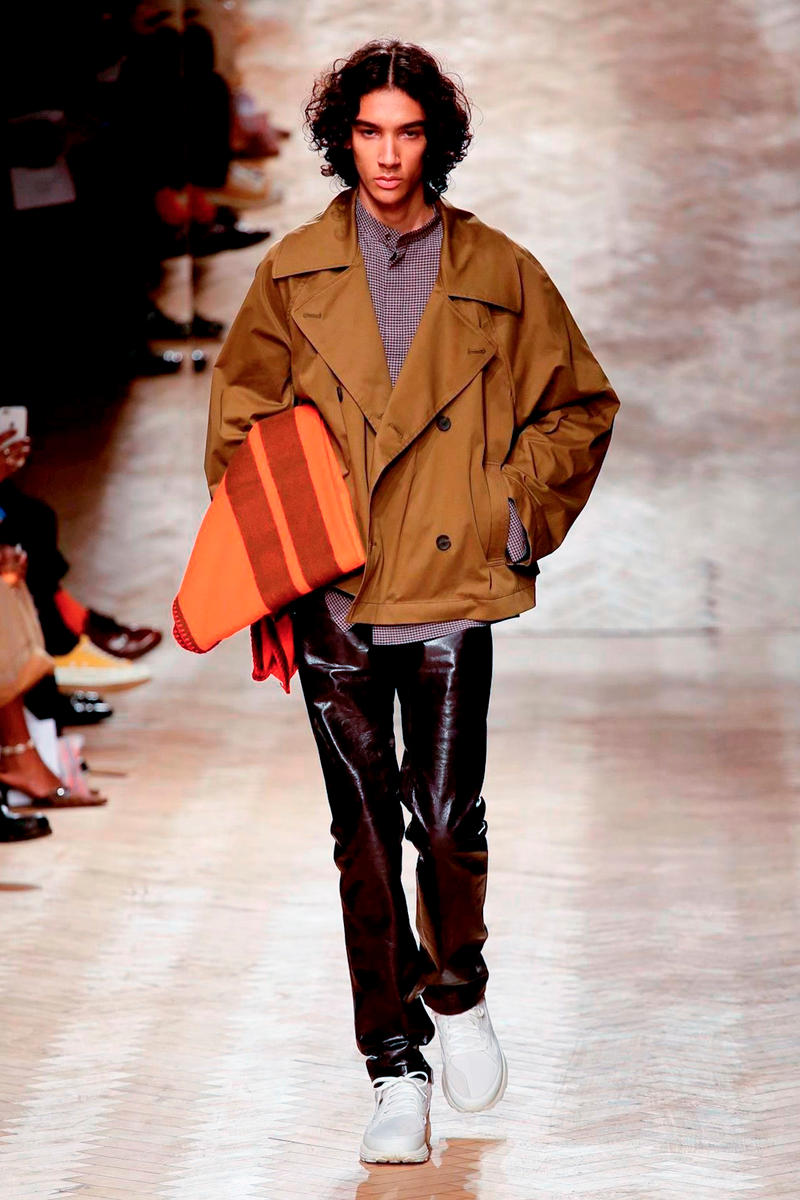 Qasimi 2018 Fall Winter Collection Runway london fashion week london fashion week mens lfwm lfw