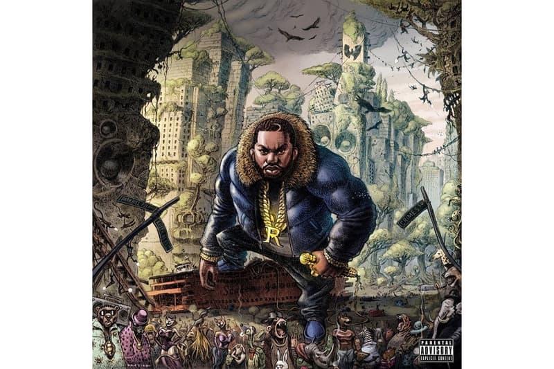 Raekwon Seventh Album The Wild Wu-Tang Clan