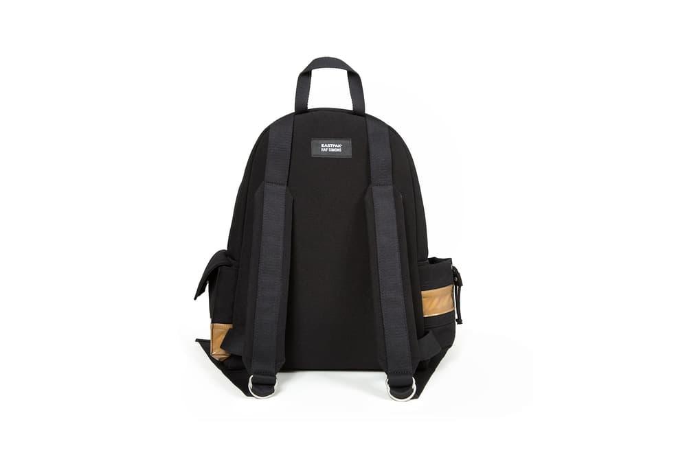 Raf Simons Eastpak Spring/Summer 2018 Blade Runner RS Toploader Crossover Padded Functional Backpacks Luggage Duffel