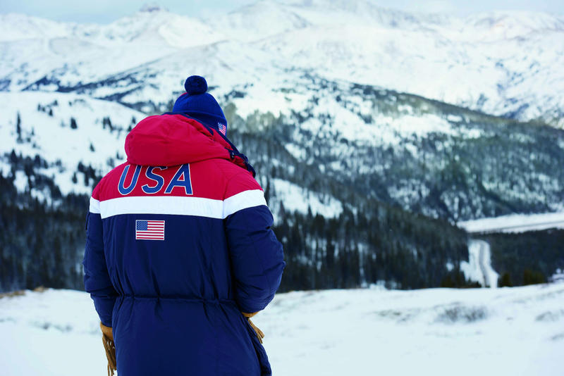 Ralph Lauren Team USA and Olympic Ceremony Uniforms for 2018 PyeongChang Games