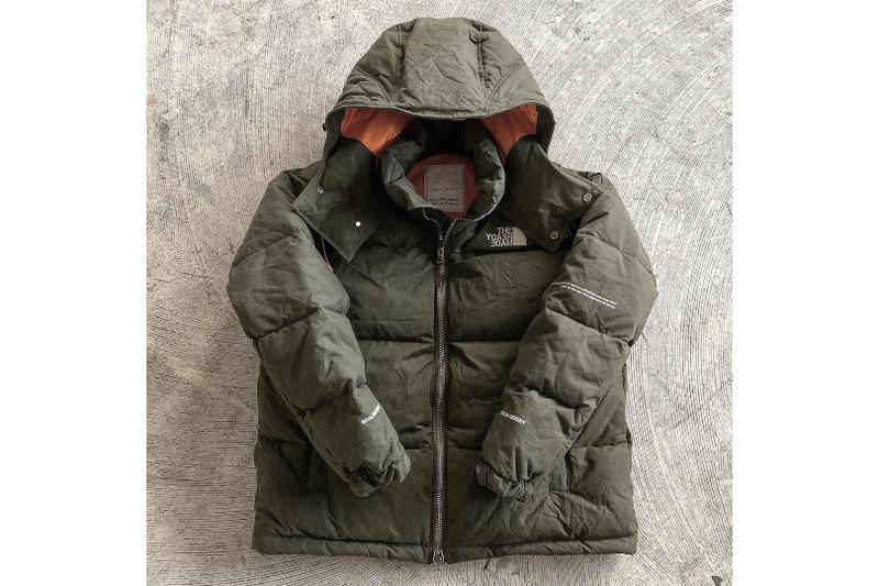 READYMADE The North Face Down Jacket First Look Release Date