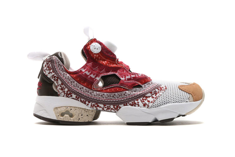 Reebok Instapump Fury OG Footwear Sneakers Shoes