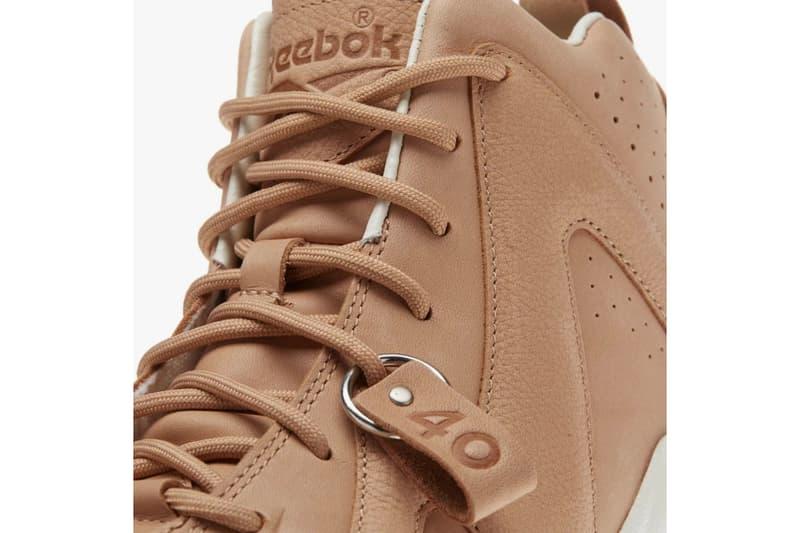 Reebok Kamikaze II Vachetta Tan Sneakers Footwear