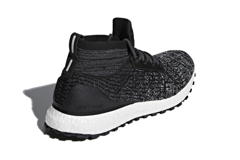 online store 9dffe fd6f0 adidas x Reigning Champ UltraBOOST Mid ATR Debut | HYPEBEAST