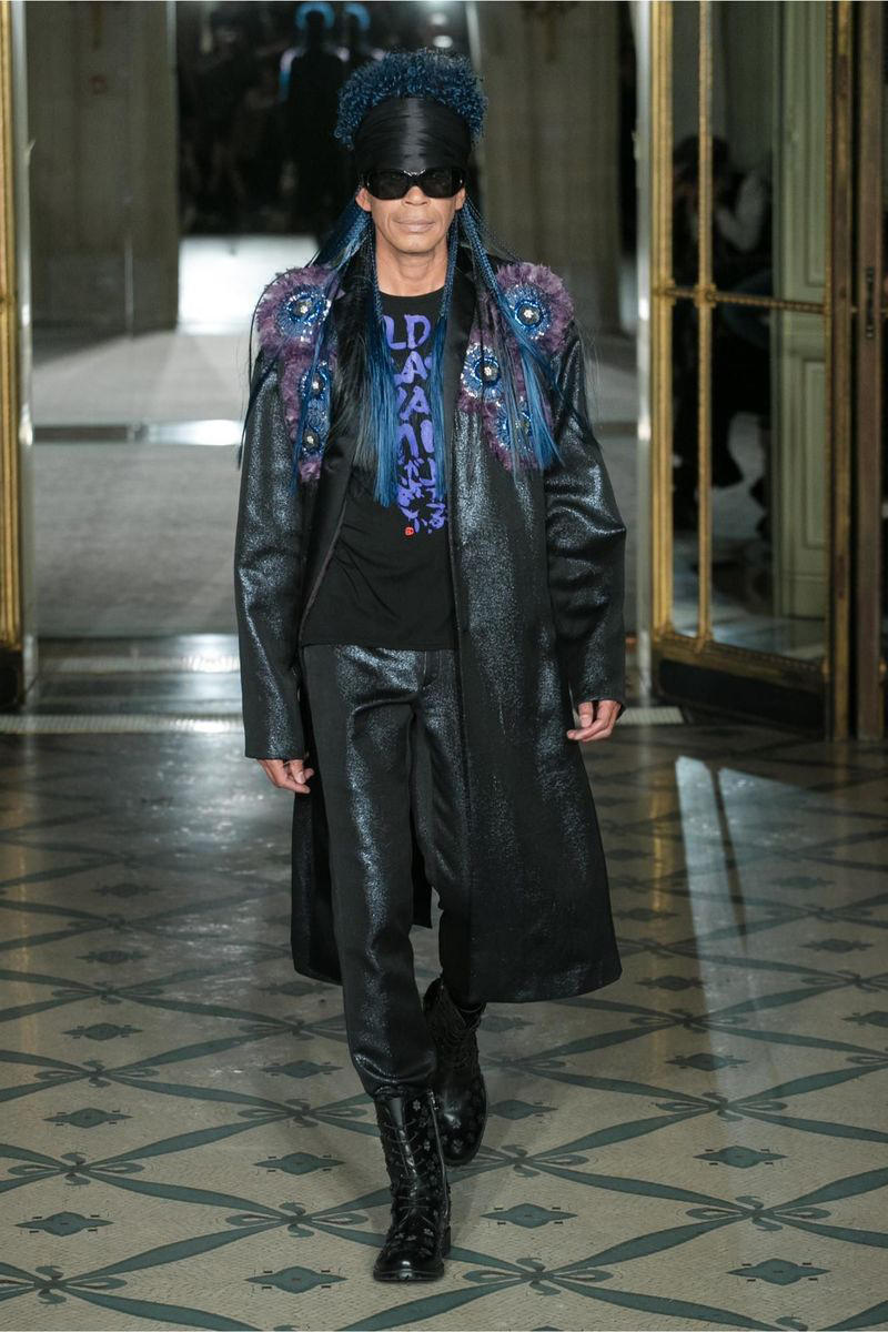 Rynshu 2018 Fall Winter Collection paris fashion week men's