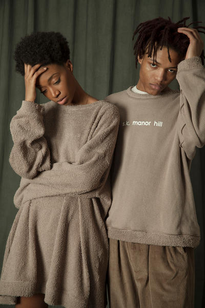 s.k. manor hill 2018 Fall/Winter Collection lookbook clothing fashion style menswear streetwear new york city nyc