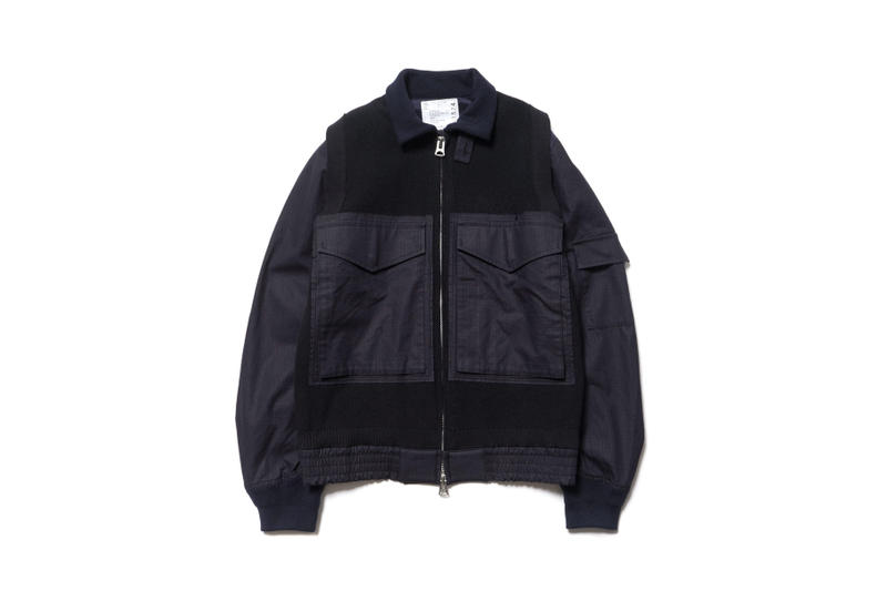 sacai 2018 Spring Summer First Delivery