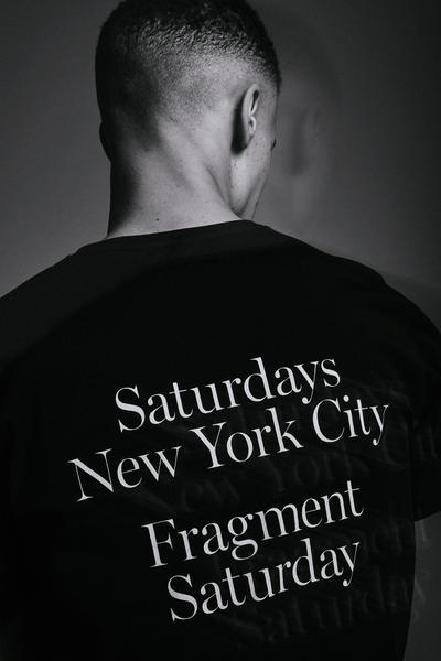 Saturdays NYC fragment design Official Look Capsule Collection Release Info Drops Date February 1 2 2018