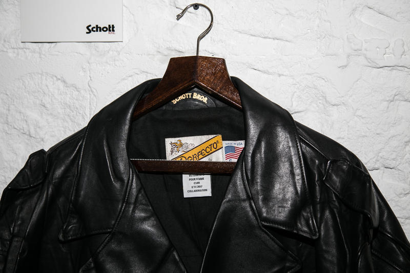 Schott NYC Perfecto 90th Anniversary Jacket Required Supreme Vetements Keith Haring