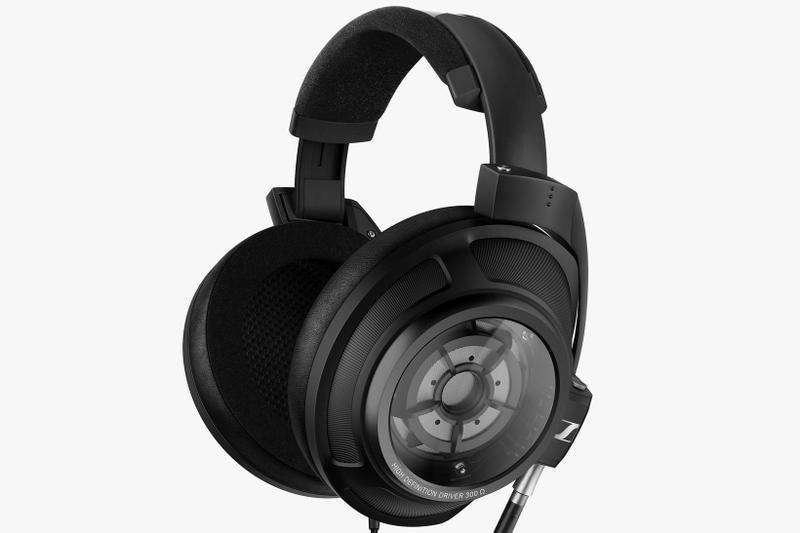 Sennheiser HD 820 Headphones CES 2018 Gorilla Glass 2400 Dollars