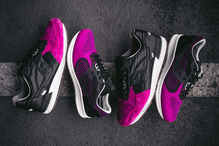 eef44a7558 Solebox x Saucony Add the Shadow 5000 EVR to The