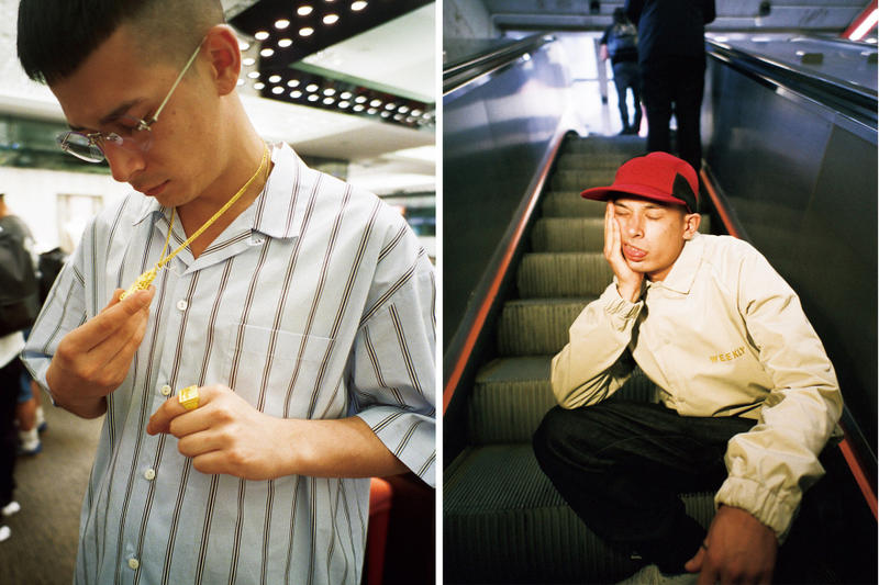 SON OF THE CHEESE 2018 Spring Summer Collection Lookbook hong kong japan