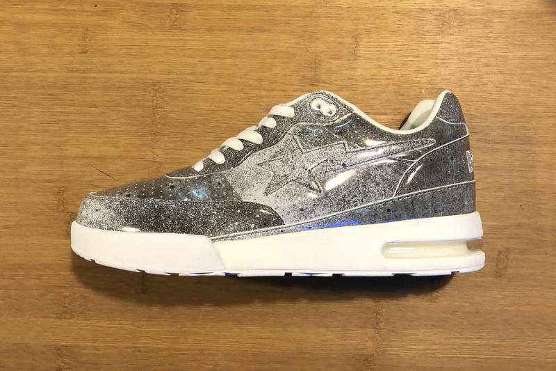 STAMPD BAPE Roadsta First Look Collaboration Collection Chris Stamp