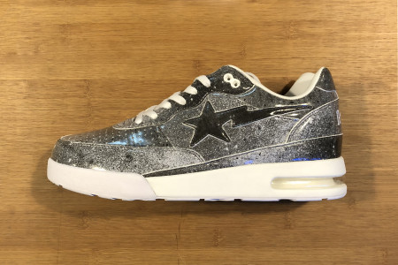 Take a First Look at the STAMPD x BAPE Roadsta