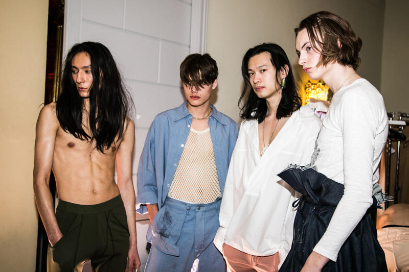 Stockholm Fashion Week Fall/Winter 2018 Best Designers Brands Collections PRLE Per Gotesson HOPE