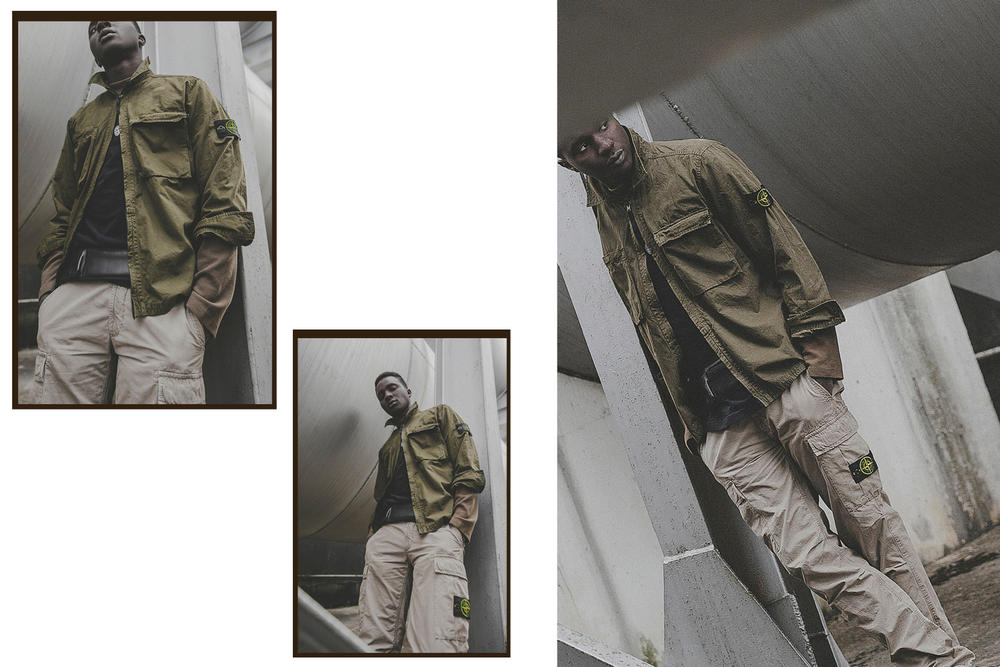 Stone Island HBX Editorial Fashion Apparel Clothing Outerwear Style 2018 Spring Summer January Release Date Info