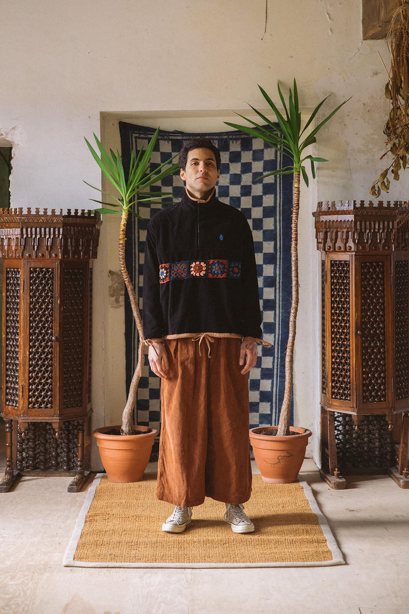 """STORY mfg. Fall/Winter 2018 """"Is. Lunar"""" Lookbook Collection Natural Dye Plant Based Fabric"""