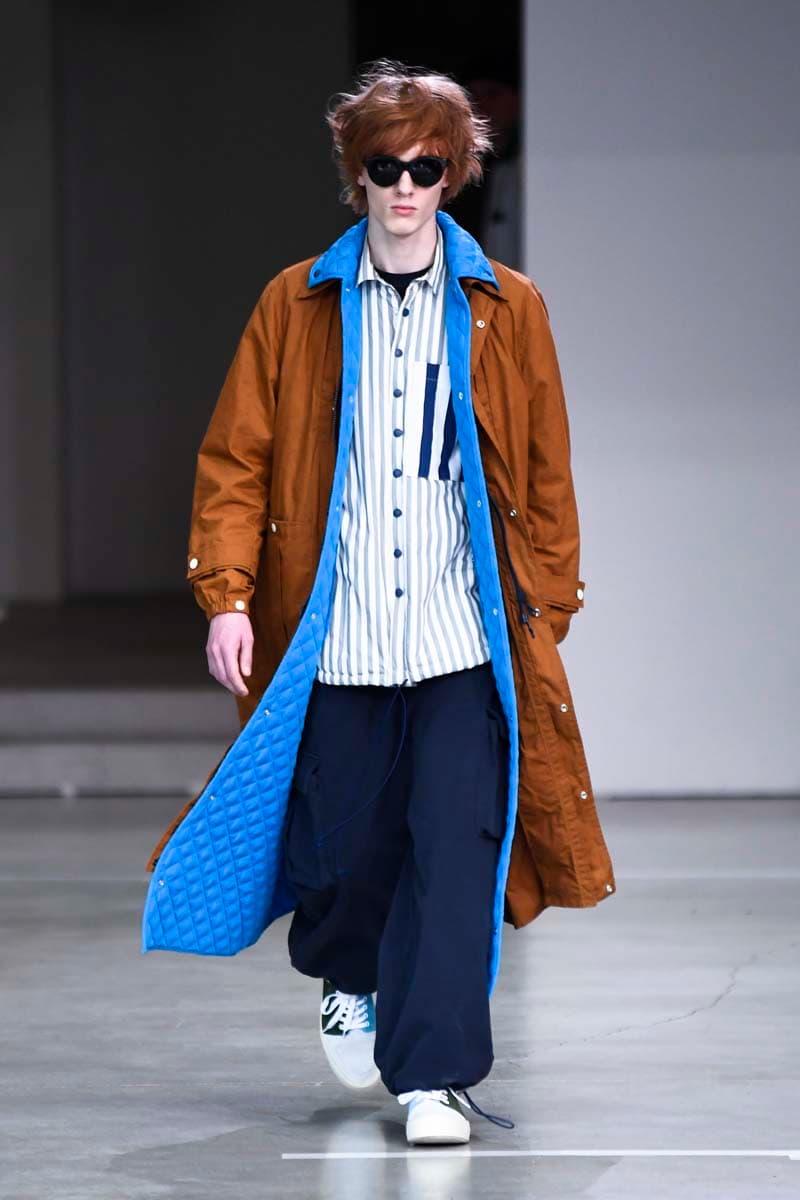 SUNNEI 2018 Fall/Winter Collection milan fashion week men's 2018 fall winter