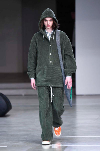 SUNNEI 2018 Fall/Winter Collection milan fashion week men's 2018 fall winter