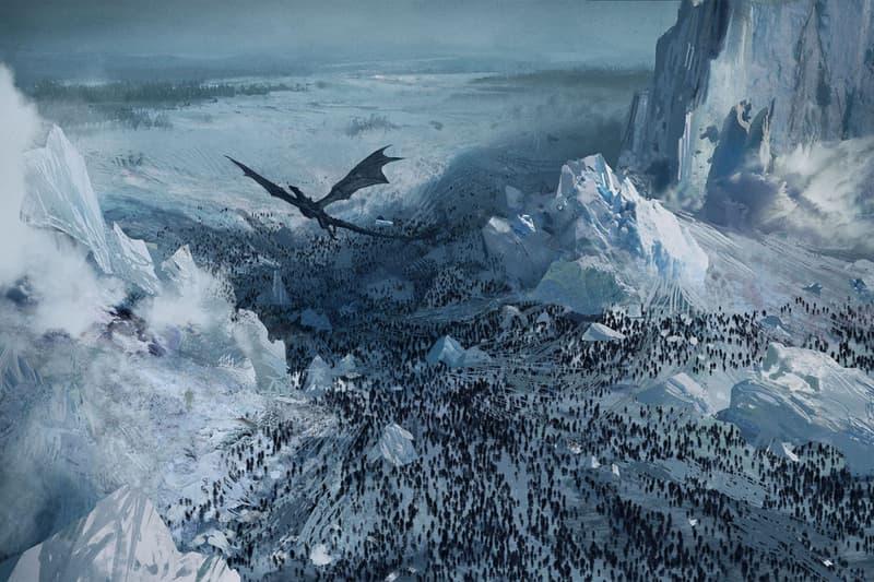 The Art of Game of Thrones Season 7 by Karakter