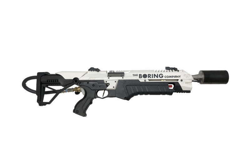 Elon Musk Boring The Company Flamethrower Buy Release Using