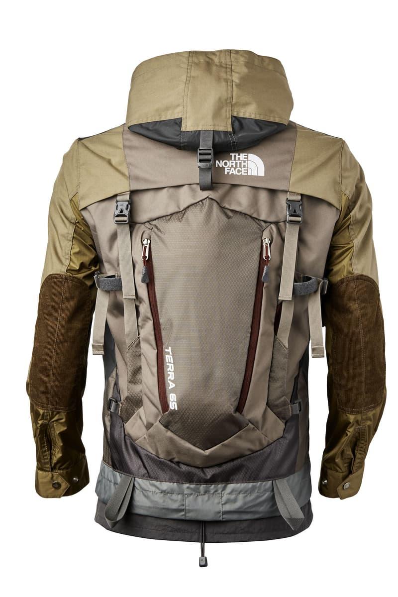 9de9783002 The North Face Junya Watanabe MAN COMME des GARÇONS Spring Summer 2018 Jackets  Coats