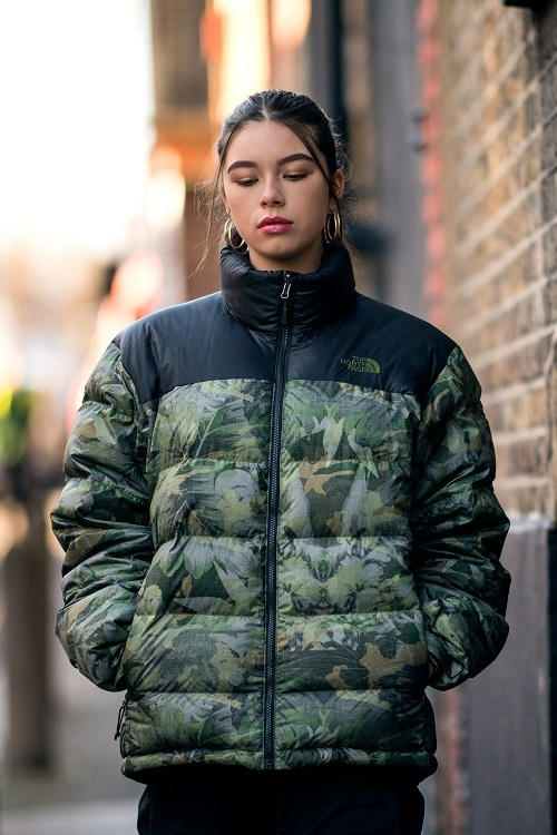 The North Face Tropical Camo Collection