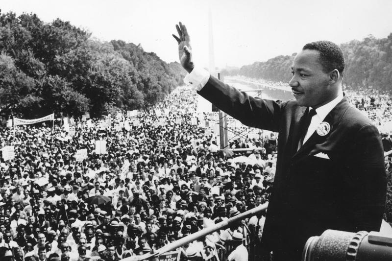 TIDAL Martin Luther King, Jr.'s Most Iconic Speeches Jay z kendrick lamar