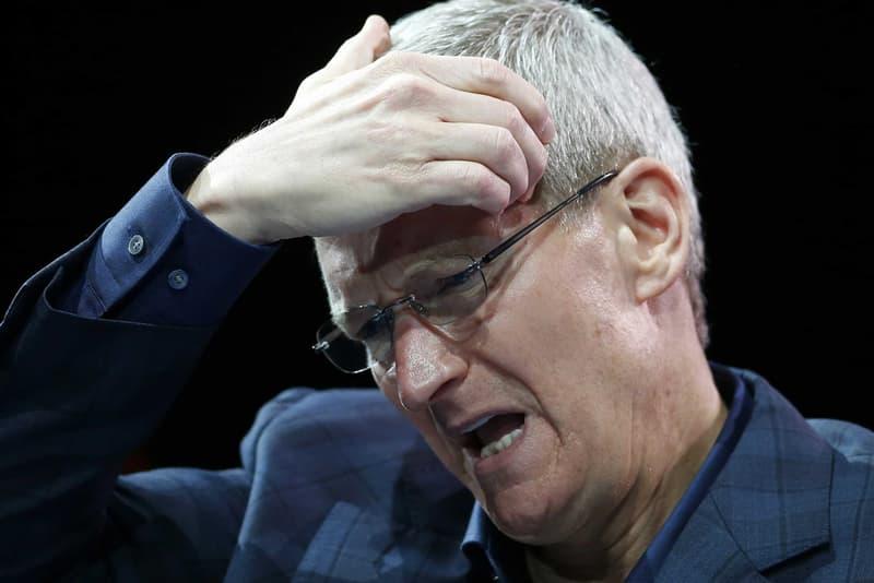 Tim Cook Apple iPhone Fix Throttling iOS Update