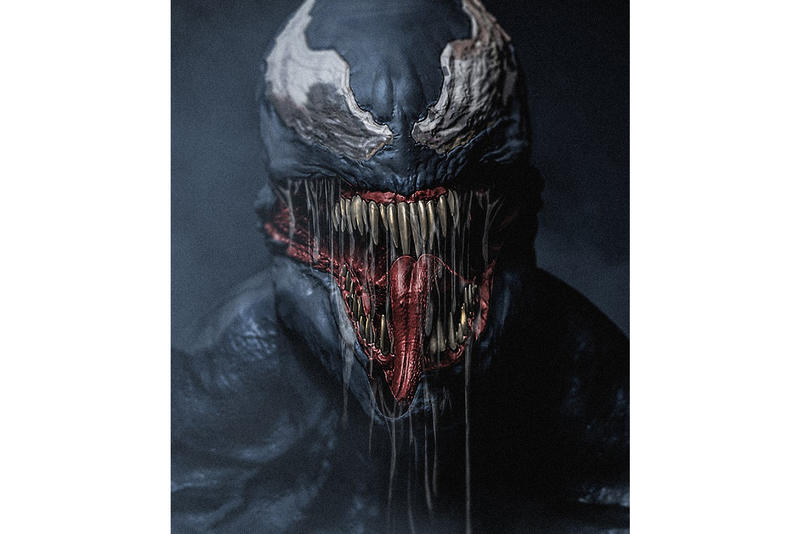 0fe950e8f021 A First Look at Tom Hardy in Marvel s  Venom