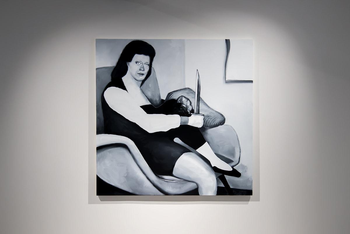 Tomoo Gokita Painting Art