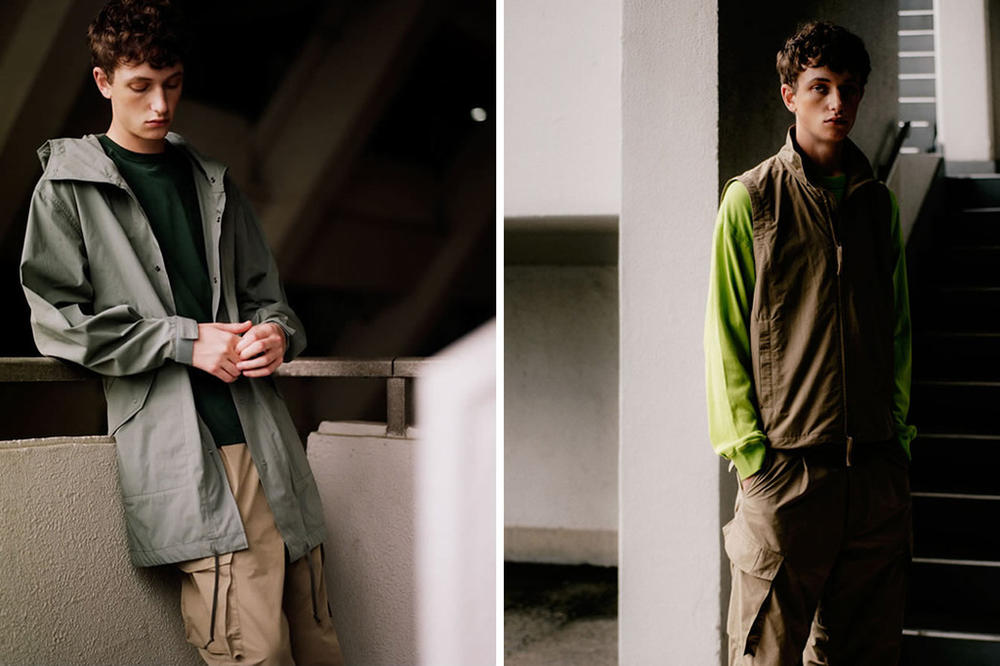 Tone Spring/Summer 2018 Collection Lookbook