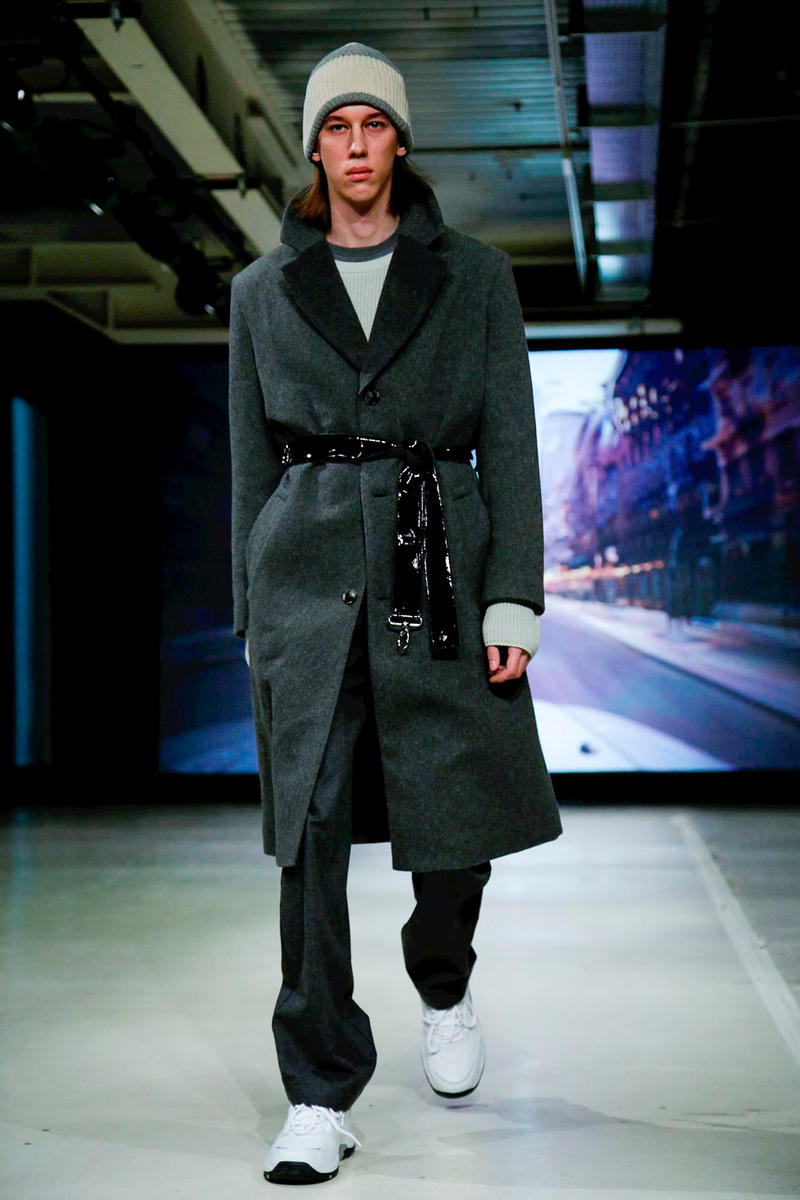 Tonsure Woolmark 2018 Fall Winter London Fashion Week London Fashion Week Mens LFWM Collection Runways