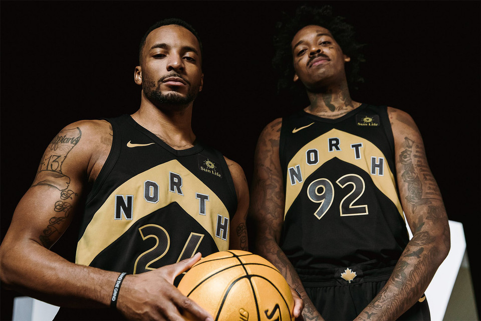 sports shoes 58774 bae58 Toronto Raptors OVO Nike Jersey | HYPEBEAST