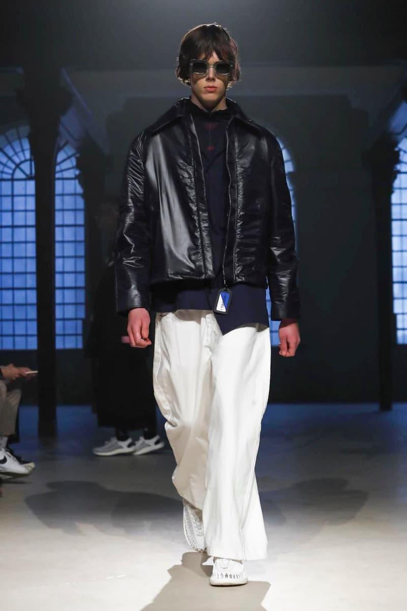 Tourne de Transmission 2018 Fall Winter Collection london fashion week london fashion week mens lfwm
