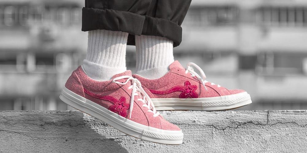 Converse GOLF le FLEUR* On-Foot Look