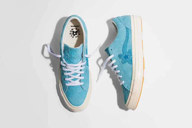 GOLF le FLEUR Converse One Star Tyler, The Creator Closer Look