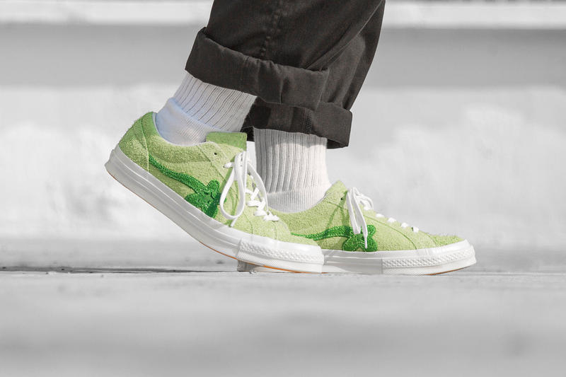 3d5d4151eccd Converse GOLF le FLEUR  On-Foot Look Release