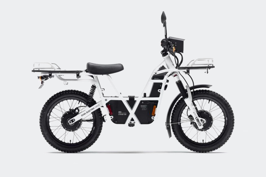 UBCO Electric 2x2 Utility Bike 2018 Road-Registered Street Legal