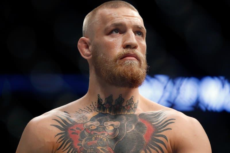 UFC Conor McGregor Lightweight Championship Title Dana White