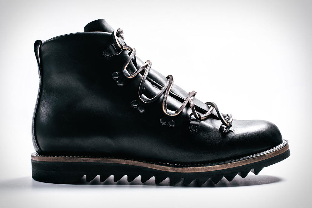 Uncrate Viberg Hiker Boot Black 2018 January 10 Release Date Info Shoes Footwear Canada
