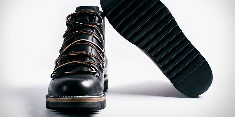 Uncrate x Viberg Hiker Boot | HYPEBEAST