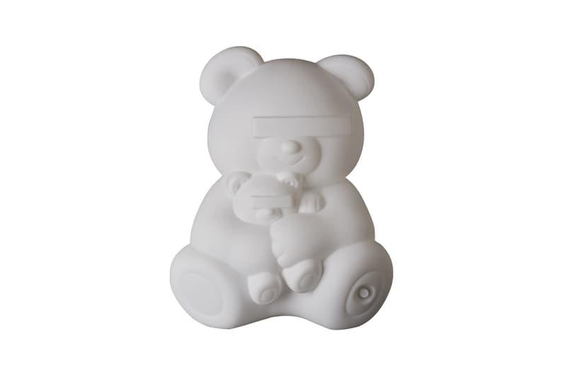 UNDERCOVER Rebel Bear Floor Lamp Medicom Toy Home Decor Design