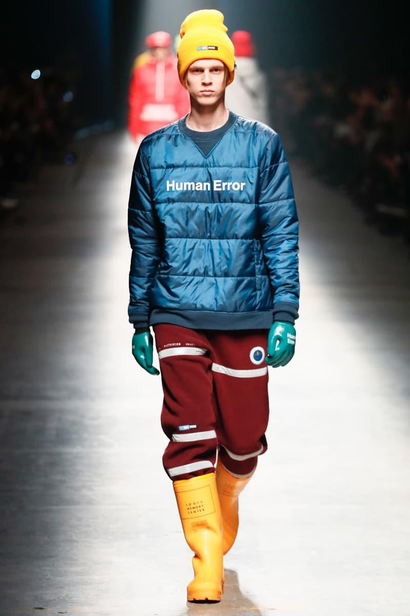 UNDERCOVER TAKAHIROMIYASHITATheSoloist Fall/Winter 2018 Runway Show collection pitti uomo