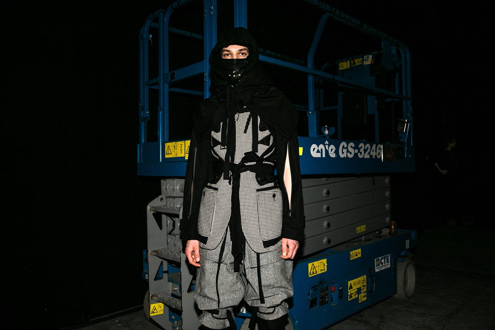 Undercover TheSoloist TAKAHIROMIYASHITATheSoloist. Pitti Uomo Fall/Winter 2018 Fashion Week Japanese Designers Reviews Menswear