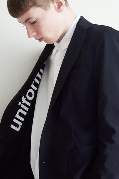 uniform experiment Spring Summer 2018 Collection Lookbook